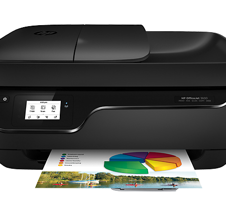 HP Deskjet 3830 Printer